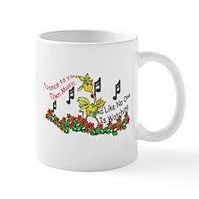 Polka Like No One Is Watching Mugs