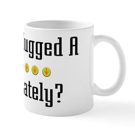 Hugged Banker Mug
