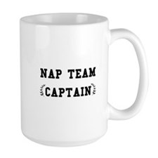 Nap Team Captain Mugs