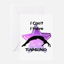 Tumbling Greeting Cards