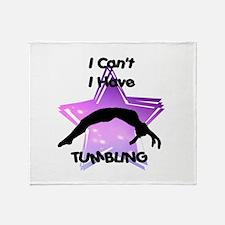 Tumbling Throw Blanket