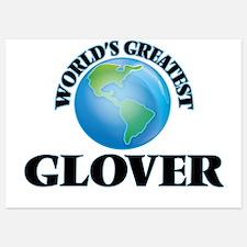 World's Greatest Glover Invitations