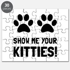 Show Me Your Kitties Puzzle