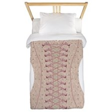 Corset pink Lacy with Bows Twin Duvet
