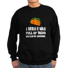 Tacos Emotions Sweatshirt