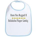 Hugged Balalaika Player Bib