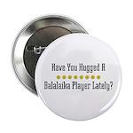 "Hugged Balalaika Player 2.25"" Button (100 pac"