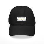 Hugged Balalaika Player Black Cap