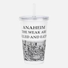 anaheim Acrylic Double-wall Tumbler