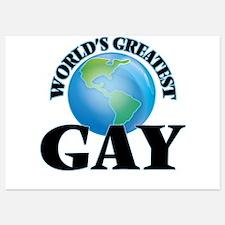 World's Greatest Gay Invitations