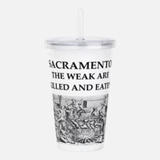 sacramento Acrylic Double-wall Tumbler