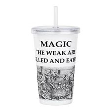 magic Acrylic Double-wall Tumbler