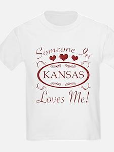 Somebody In Kansas T-Shirt