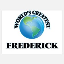 World's Greatest Frederick Invitations