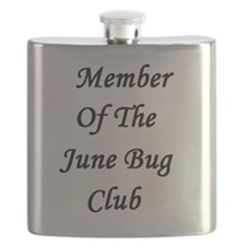 June Bug Club Flask