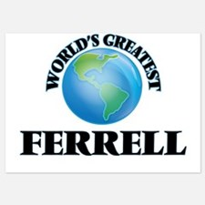 World's Greatest Ferrell Invitations