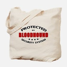 Bloodhound Security Tote Bag