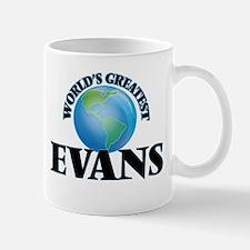 World's Greatest Evans Mugs