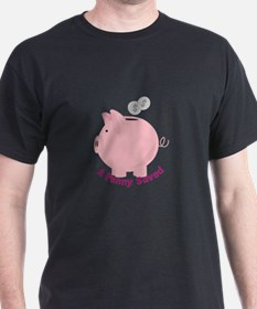 Penny Saved T-Shirt