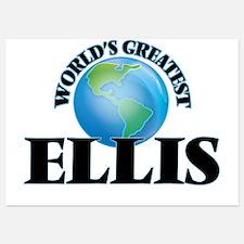 World's Greatest Ellis Invitations