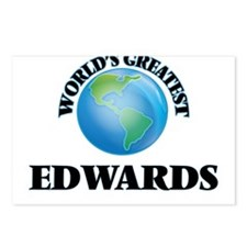 World's Greatest Edwards Postcards (Package of 8)