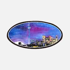 TorontoToronto Skyline at Night Patches