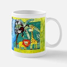 Animal Jungle Mugs