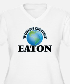 World's Greatest Eaton Plus Size T-Shirt