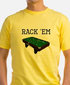 Rack Em Billiards T-Shirt