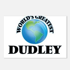 World's Greatest Dudley Postcards (Package of 8)