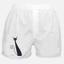 Halloween Stray Cats Boxer Shorts