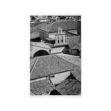 Toledo Rooftops 3'x5' Area Rug