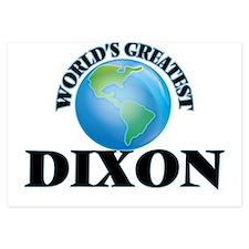 World's Greatest Dixon Invitations