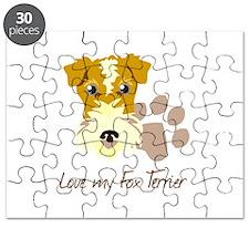 Love my Fox Terrier Puzzle