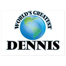 World's Greatest Dennis Invitations