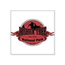 joshua tree 3 Sticker
