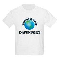 World's Greatest Davenport T-Shirt