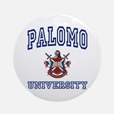 PALOMO University Ornament (Round)