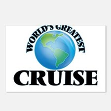 World's Greatest Cruise Postcards (Package of 8)