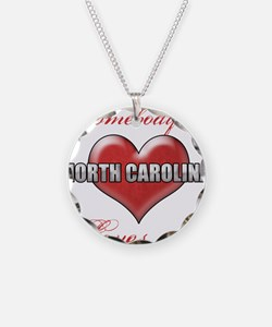 Somebody In North Carolina L Necklace