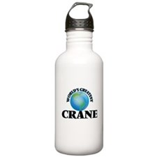World's Greatest Crane Water Bottle