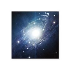Galaxy Cluster Sticker