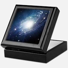 Galaxy Cluster Keepsake Box