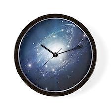 Galaxy Cluster Wall Clock
