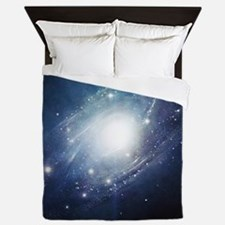 Galaxy Cluster Queen Duvet