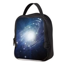 Galaxy Cluster Neoprene Lunch Bag