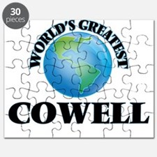 World's Greatest Cowell Puzzle