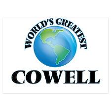 World's Greatest Cowell Invitations