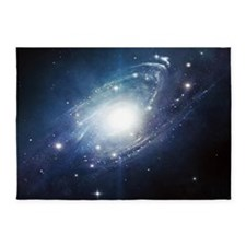 Galaxy Cluster 5'x7'Area Rug