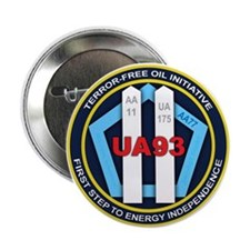 "Terror-Free Oil 2.25"" Button (100 pack)"